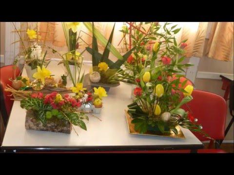 art floral p ques 2016 youtube. Black Bedroom Furniture Sets. Home Design Ideas