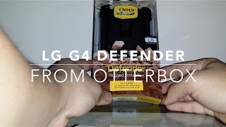 [REVIEW] LG G4 Defender Case from OtteBox