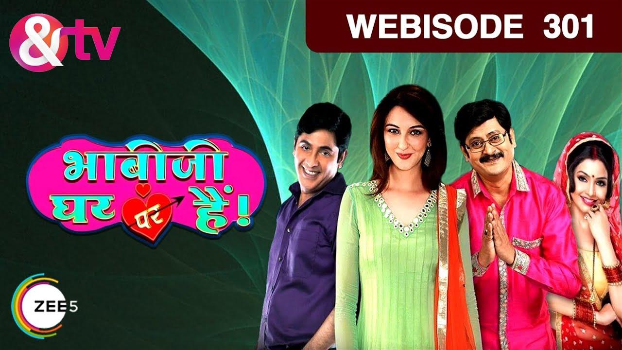 Download Bhabi Ji Ghar Par Hain - Hindi Serial - Episode 301 - April 25, 2016 - And Tv Show - Webisode