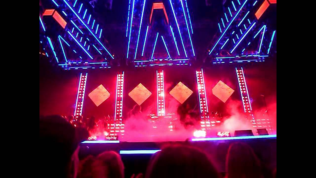 Trans Siberian Orchestra - Show Opening /