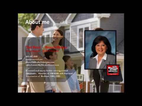 Intro Teri Reed -  Realty Solutions of Metro Brokers of Oklahoma