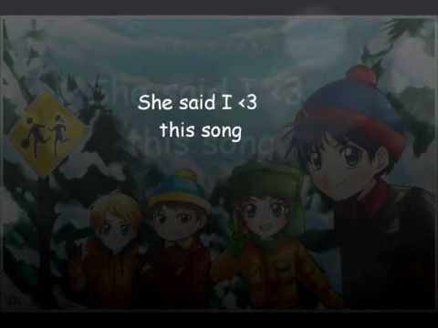 Stan Marsh Give Me Your Hand (Best Song Ever) Lyrics