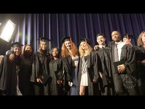 NYFA Graduation Ceremony Spring 2017