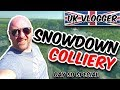 Snowdown Colliery UK Vlogger Drone Video