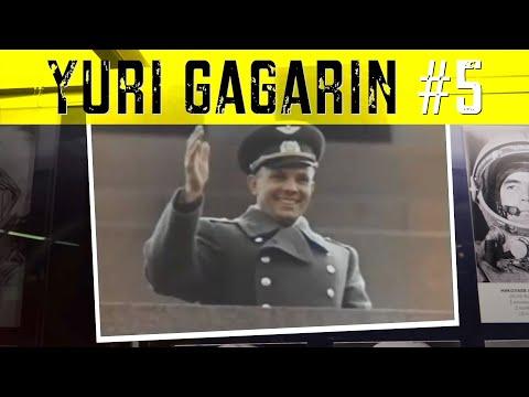 Yuri Gagarin 🚀🇷🇺 Museum of Cosmonautics, Moscow