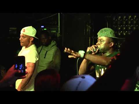 Mobb Deep Live@The Casbah