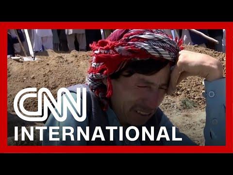 Explosion at high school in Kabul kills dozens