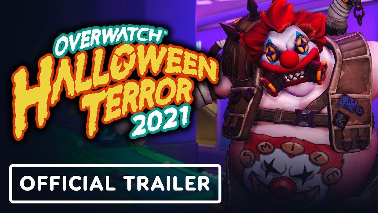 Overwatch Halloween Terror 2021 – Official Seasonal Event Trailer – IGN