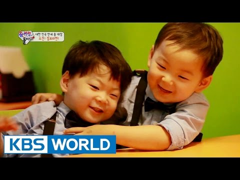 The Return of Superman | 슈퍼맨이 돌아왔다 - Ep.89 (2015.08.09)