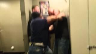 Fight at Breaking Benjamin show @ Ritz in Raleigh
