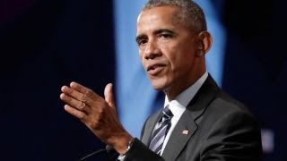Obama chimes in on GOP's health care bill thumbnail