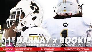 Darnay Holmes × Bookie Radley-Hiles: HS Football Highlights (Calabasas vs Newbury Park)