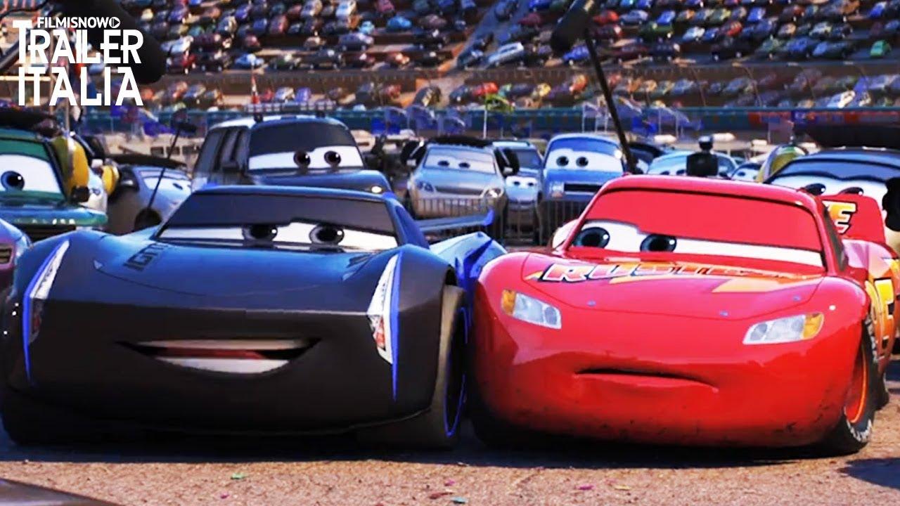 Disneyu2022pixar: cars 3 chi è lui? youtube
