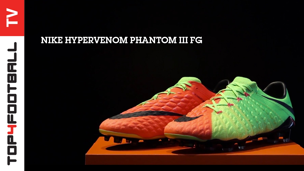 Nike Hypervenom 3 Strike Night