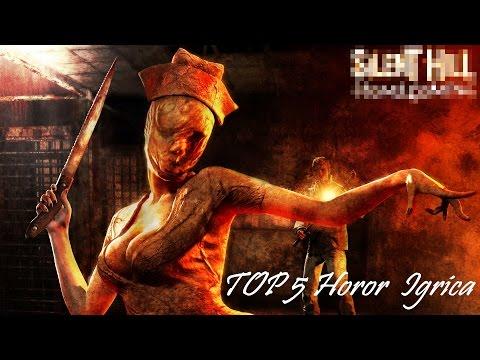 TOP 5 Najstrašnijih Horor igrica.