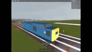 ROBLOX: D199/Spamcam Returns to Work on the Railway