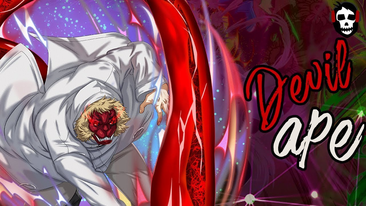 Tokyo Ghoul Reinvoke Units Showcase 4new Devil Ape Showcase