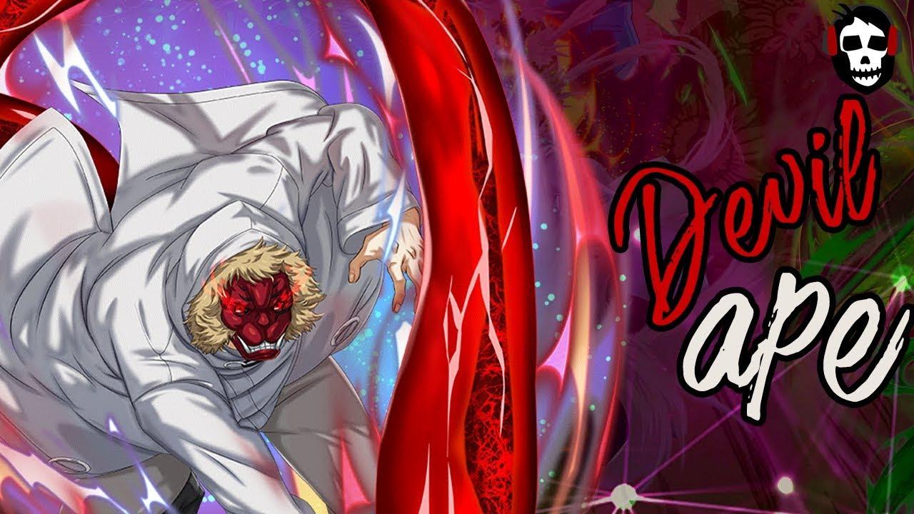 Tokyo Ghoul Reinvoke Units Showcase 4new Devil Ape Showcase