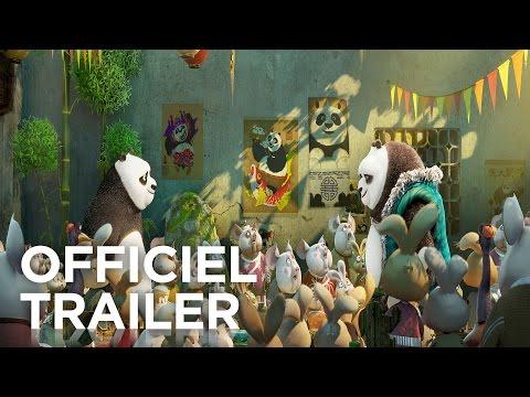 Kung Fu Panda 3 | Officiel Trailer 2 HD | Danmark