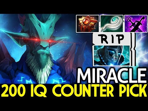 Miracle- [Leshrac] Easy Destroy PA with Hard Counter Pick 7.21 Dota 2 thumbnail