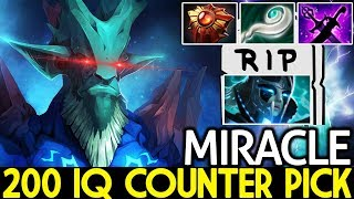 Miracle- [Leshrac] Easy Destroy PA with Hard Counter Pick 7.21 Dota 2
