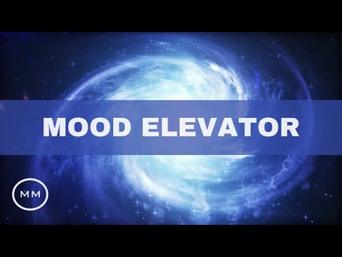 Mood Elevator - 45 Hz - Brain Power Booster - Binaural Beats - Study Music