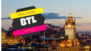 Deal Done with Jozef Toth - 3 bed BTL - Edinburgh - Scotland