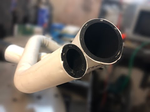 Доработка патрубков термоусадкой