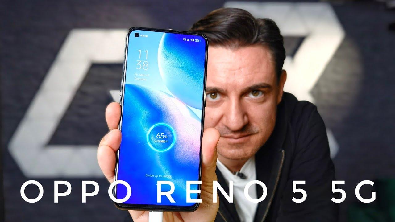 OPPO RENO 5 5G - Sunt impresionat!
