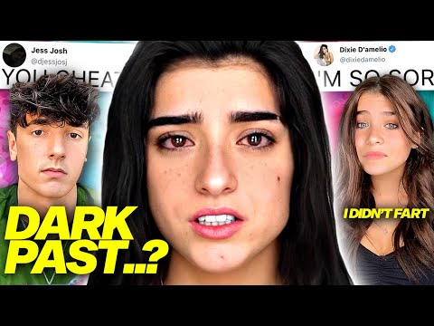 Dixie GETS CALLED OUT For Dark PAST?!, Addison Rae CHEATED ON By Bryce Hall?!, Nessa BULLIED On LIVE
