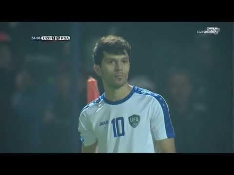 ملخص المباراة | أوزبكستان 2 : 3 السعودية