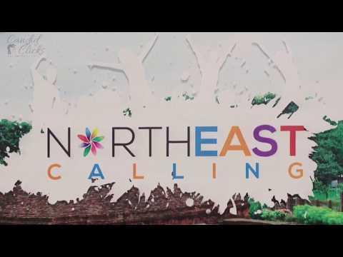 North East Calling | Destination North East 2017 | New Delhi | Radio Amity | Candid Clicks