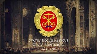 "State of the Church (754–1870) ""Inno e Marcia Pontificale"" (1869)"