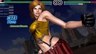 Street Fighter V Sako (Menat) Vs T-Back (Cammy) Vicarious Replay