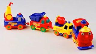 Огляд - розпакування іграшок Ж. Д. малюки під слюдою Арт: K1113