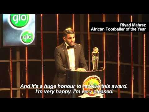 Football: Mahrez named African Footballer of the Year