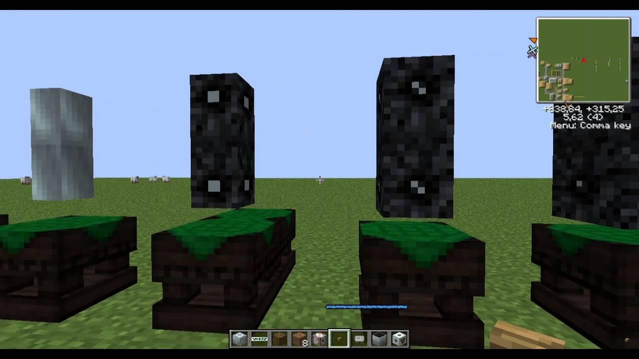Как делать логические элементы в minecraft industrial craft