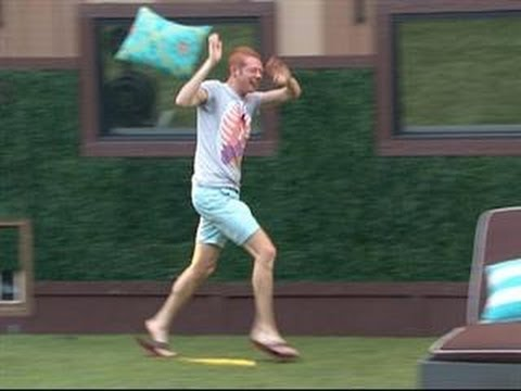 Big Brother: Feed Clip: Pillow Attack