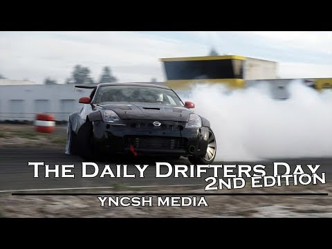 2nd The Daily Drifters Day// yncsh media