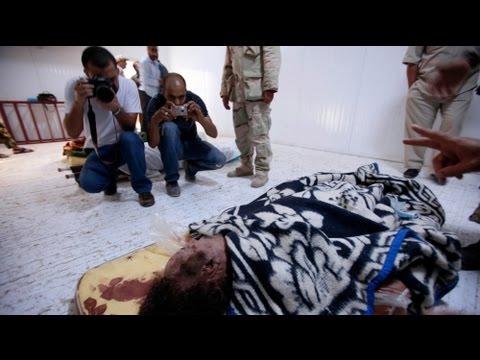 Le corps de Kadhafi sera rendu à la famille