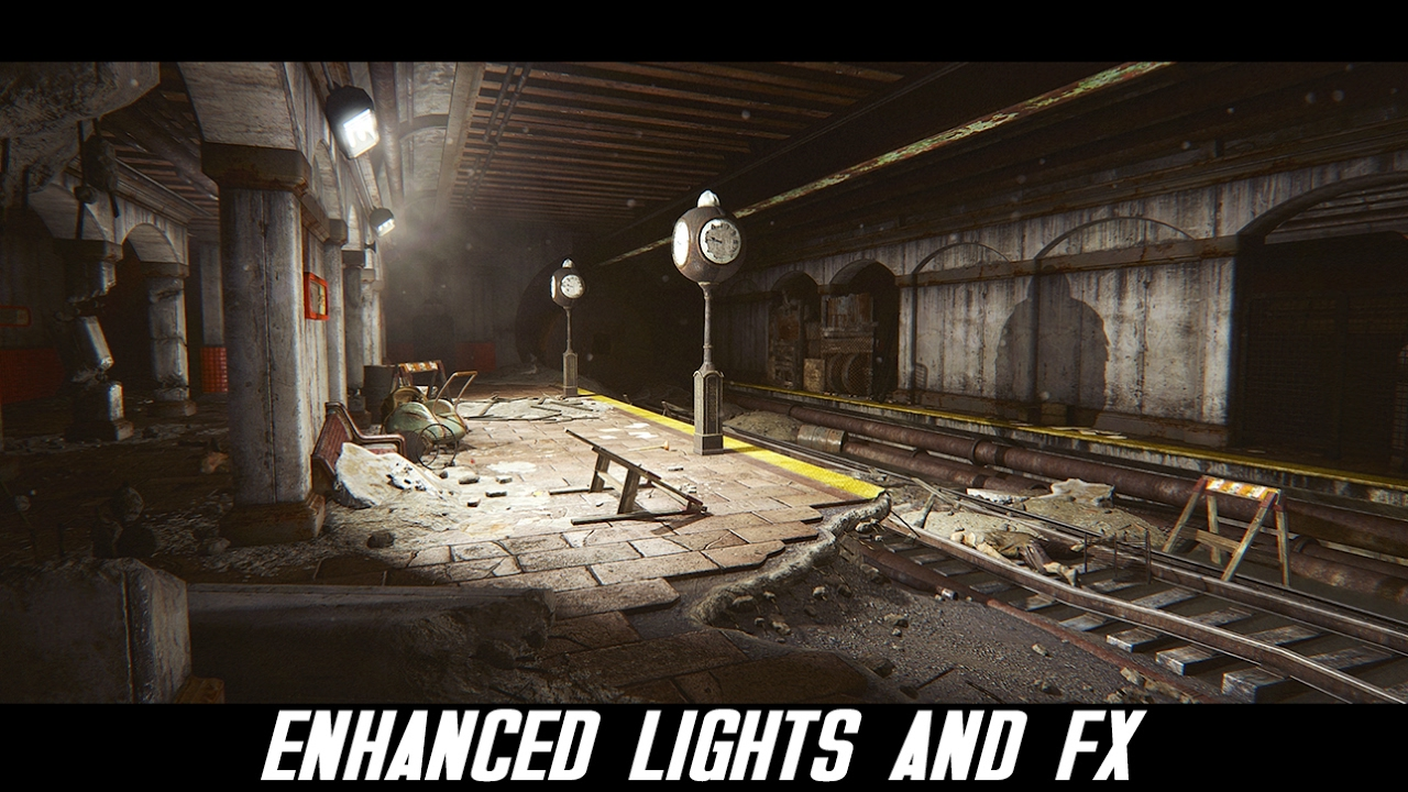 Fallout 4 Mods: Enhanced Lights and FX