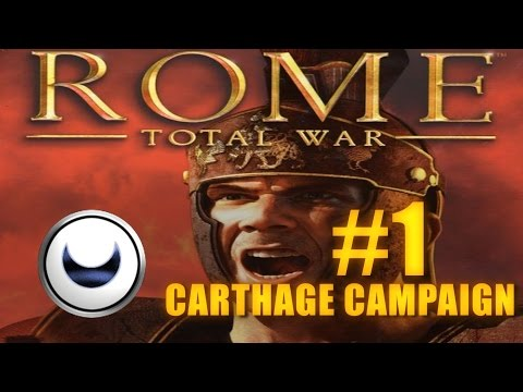 CARTHAGE CAMPAIGN - Rome Total War #1