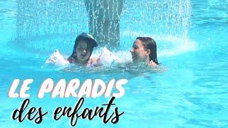 LE PARADIS DES ENFANTS [ VLOG VACANCES CROATIE 1 ]