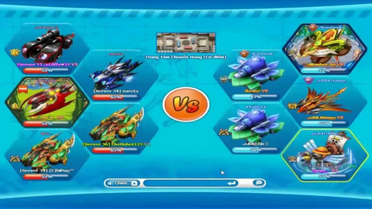Bang bang : Yếu tố chọn tank quan trọng lắm !!!