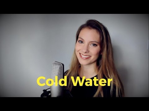 Cold Water - Major Lazer | Romy Wave (piano cover)