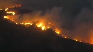 Ezreket telepítenek ki a tűz elől Észak-Kaliforniában