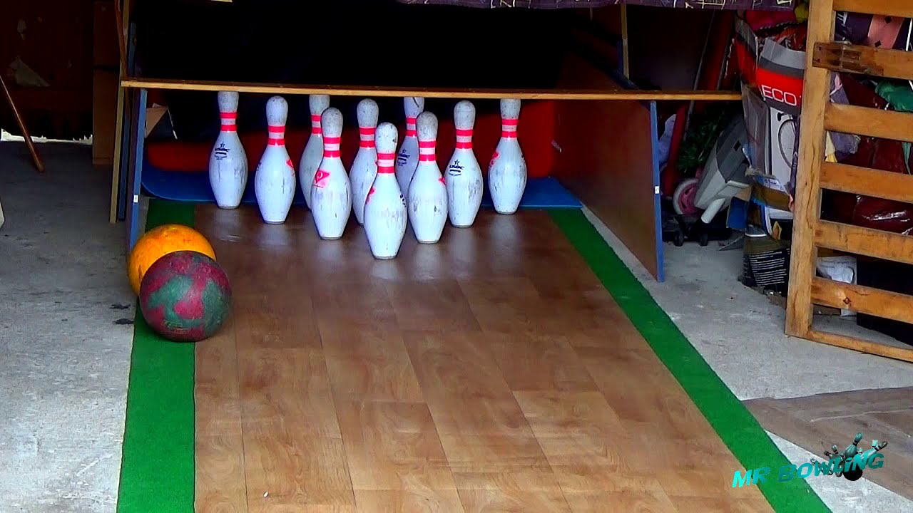 Homemade Bowling Alley #4 (France) - 18