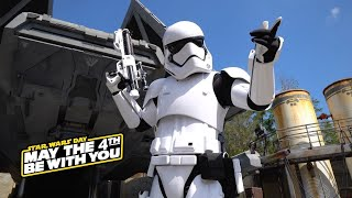 May The 4th Star Wars Day 2021 At Disney's Hollywood Studios | Exclusive Merchandise, Treats & Rides