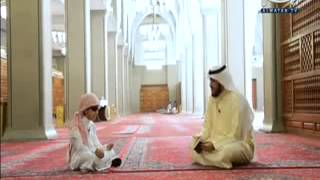 Stunning 7 year old BLIND CHILD memorised the complete Quran