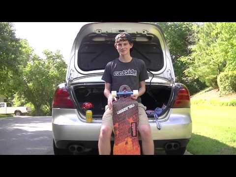 Eastside Longboards Blazer - Fred Hudson